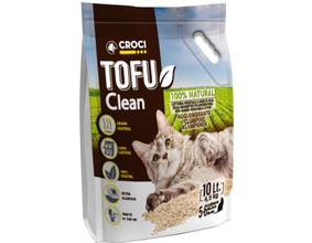 Croci Tofu Clean - новый наполнитель туалета для кошек