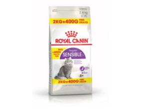 Акция! Покупайте корм для кошек Royal Canin 2 кг и получайте 400 г в подарок!
