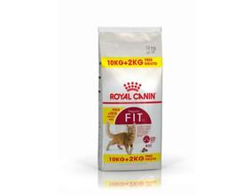 Акция! Покупайте корм для кошек Royal Canin 10 кг и получайте 2 кг в подарок!