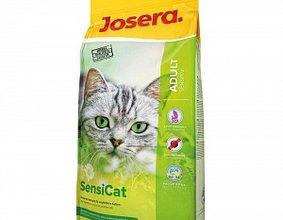Новый товар на сайте: Корм для кошек Josera