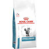 Лечебный сухой корм для котов Royal Canin Hypoallergenic Feline