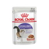 Влажный корм для котов Royal Canin Sterilised Sauce