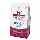 Сухой корм для котов Monge Indoor Rich in Chicken