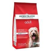 Сухой корм для собак Arden Grange Adult Fresh Chicken & Rice