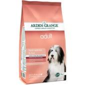 Сухой корм для собак Arden Grange Adult Fresh Salmon & Rice