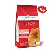 Сухой корм для собак Arden Grange Mini Adult With Fresh Chicken & Rice
