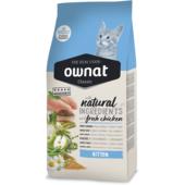Сухой корм для котят Ownat Classic Kitten