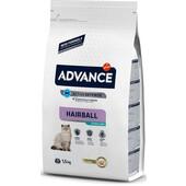 Сухой корм для кошек Advance Sterilized Hairball