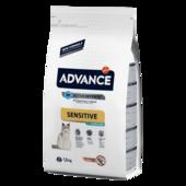 Сухой корм для кошек Advance Sterilized Sensitive