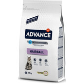 Сухой корм для кошек Advance Hairball