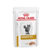 Лечебный влажный корм для котов Royal Canin Urinary S/O Loaf