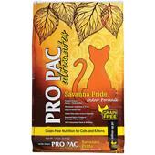 Сухой корм для кошек Pro Pac Ultimates Savanna Pride Indoor Formula