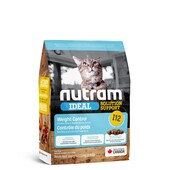 Сухой корм для кошек Nutram I12 Ideal Solution Support Weight Control