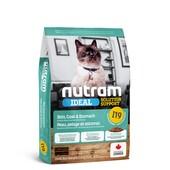 Сухой корм для кошек Nutram I19 Ideal Solution Support Skin, Coat & Stomach