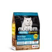 Сухой корм для кошек Nutram T24 Total Grain-Free All Life Stages Trout & Salmon Meal