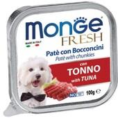 Влажный корм для собак Monge Fresh Tuna