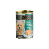 Влажный корм для собак Edel Dog с телятиной и кроликом