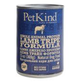 Влажный корм для собак PetKind Single Animal Protein Lamb Tripe Formula
