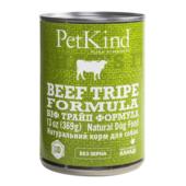 Влажный корм для собак PetKind Beef Tripe Formula