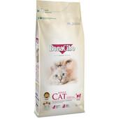 Сухой корм для кошек BonaCibo Cat Adult Chicken with Anchovy & Rice