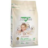 Сухой корм для собак BonaCibo Puppy Lamb & Rice