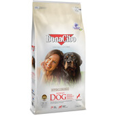 Сухой корм для собак BonaCibo Dog Adult High Energy Chicken with Anchovy & Rice