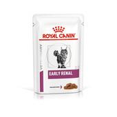 Лечебный влажный корм для кошек Royal Canin Early Renal Thin Slices in Gravy