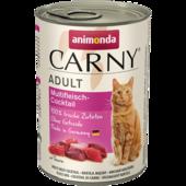 Консерва для кошек Animonda Carny Adult мясной коктейль