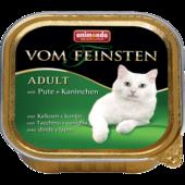 Консерва для кошек Animonda Vom Feinsten Adult индейка и кролик
