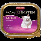 Консерва для котят Animonda Vom Feinsten Kitten с ягненком