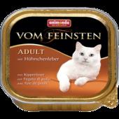 Консерва для кошек Animonda Vom Feinsten Adult с куриной печенью