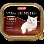 Консерва для кошек Animonda Vom Feinsten Adult с коктейлем из разных сортов мяса
