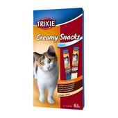 Лакомство для кошек Trixie Creamy Snacks (домашняя птица)