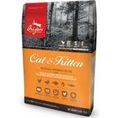 Сухой корм для котов Orijen Cat & Kitten