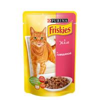 Фрискис - влажный корм для кошек